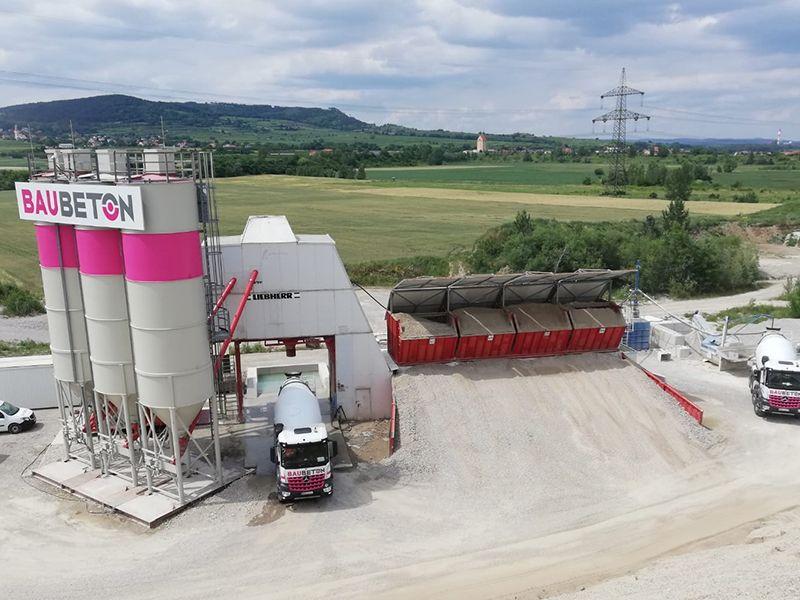Berühmt Bau Beton GmbH ist Ihr Lieferant für Beton in Niederösterreich &XN_18